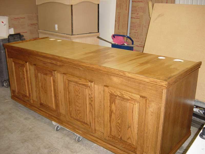 Basic Oak Stand