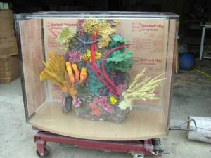 One-Piece Aquarium Insert