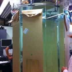 Octagonal Lab Tank