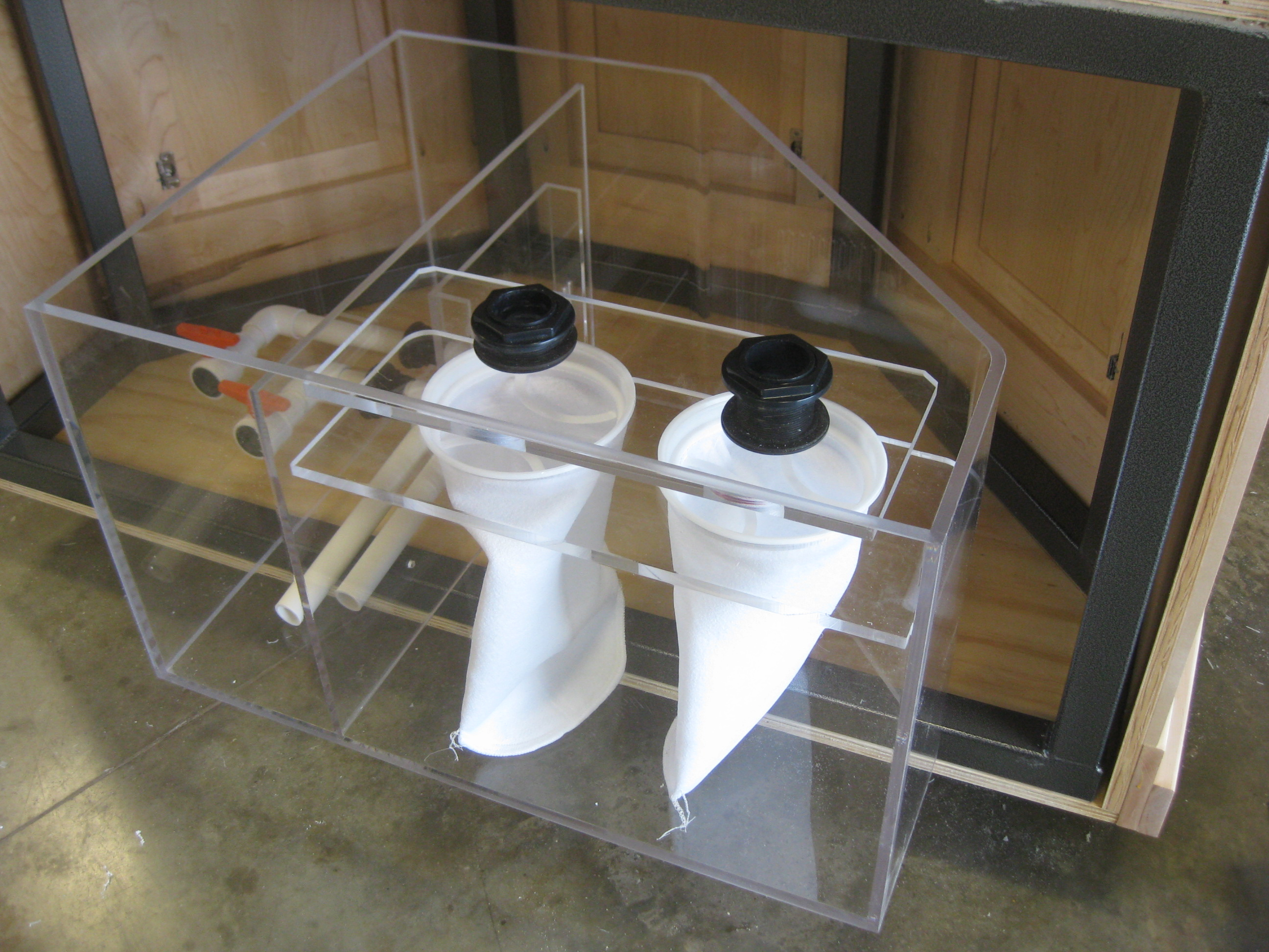 Custom Filtration Components Midwest Custom Aquarium