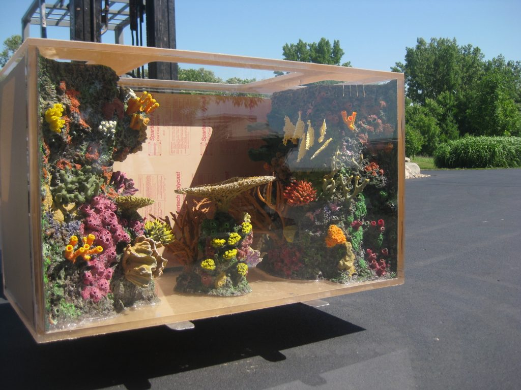 Large Custom Aquarium
