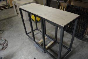steel frame for aquarium