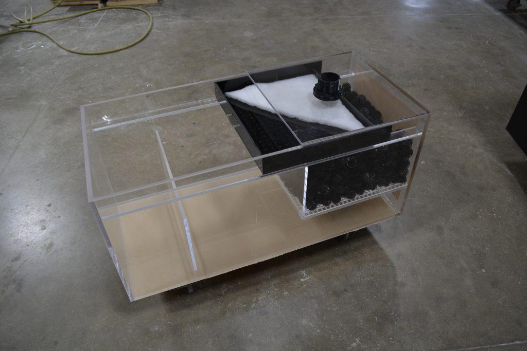Basic Trickle (wet/dry) Filter